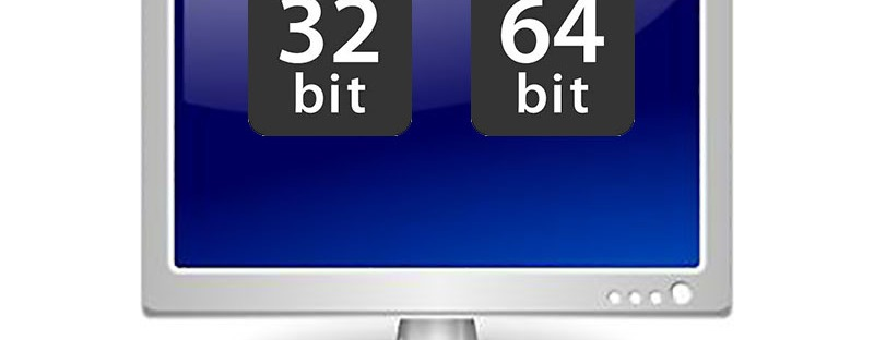 OS 32bit difference 64bit
